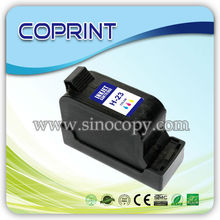 Best Selling Remanufactured printer ink for H-23