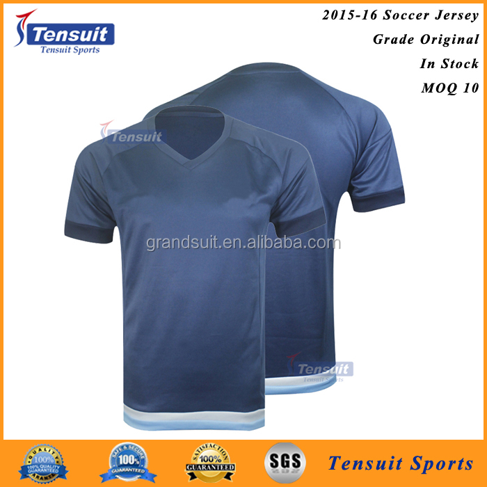 Latest design new style soccer jersey hot club football team jersey football kits uniform