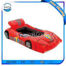 Water games floating inflatable car for kids