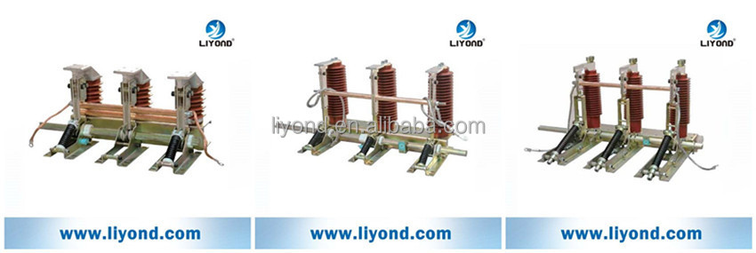 EK6 JN15 earth switch, earthing switch, ground swith for high voltage