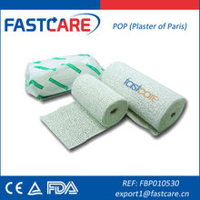 Surgical Plaster of Paris Bandage with CE&ISO approval
