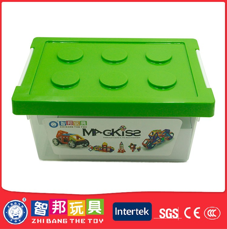 42 Pieces Magnetic Block Toy Magformers