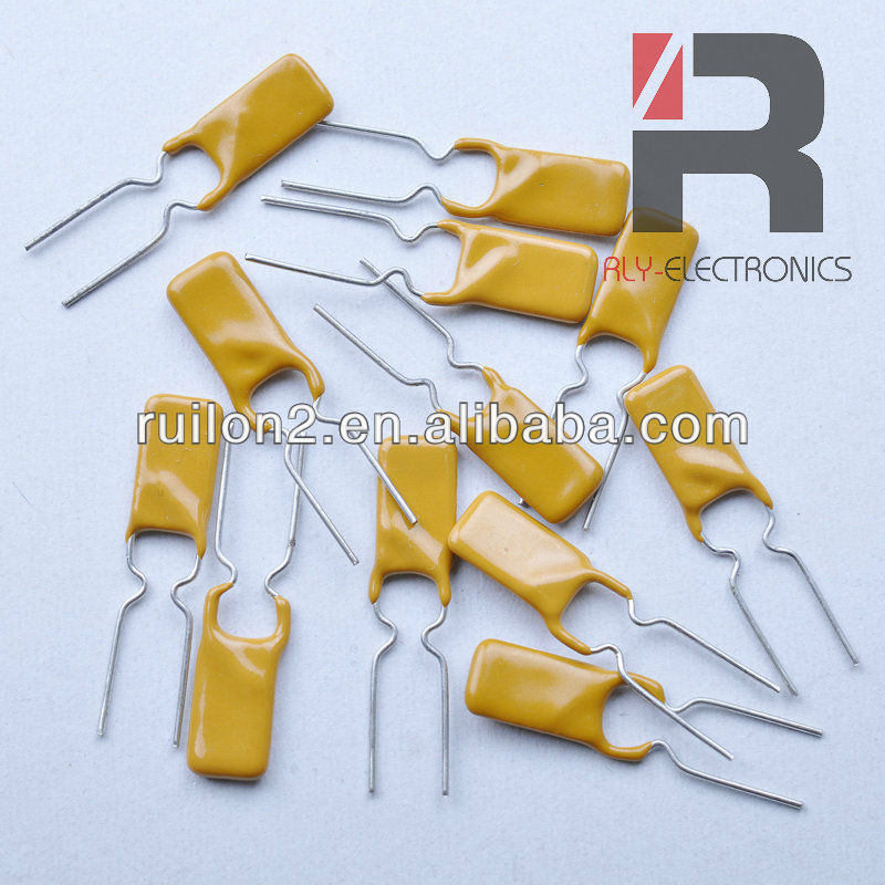 PTC Thermistors HRL06-120 Series Thermal Protection