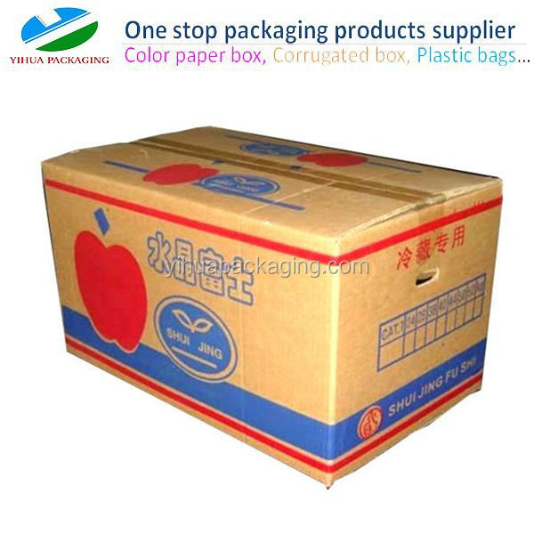 Corrugated Packaging carton box for Fruits and Vegetables