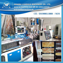 Man made marble stone profile making equipment