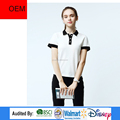 Cheap Price!! New style cotton woman t shirt polo in alibaba website