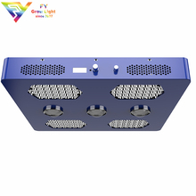 Vertical Farming Equipment Led Grow Light Wholesale CREE COB Full Spectrum 500W Indoor Lettuce Strawberry Hydroponic Plant