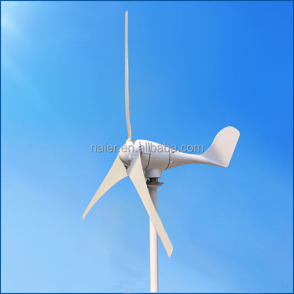 small portable camping wind generator 400w