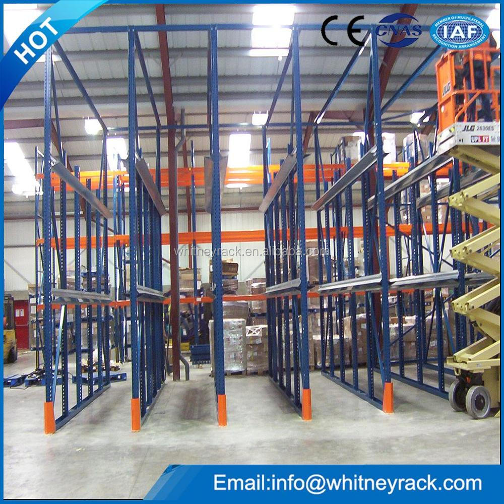 Drive-Thru Rack, Pallet Drive-in Racking, drive-in rack forklift