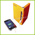 5000mAh Waterproof Mobile Solar Charger China Mobile Phone Battery For Iphone