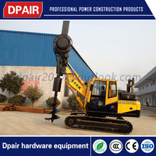 rotary foundation pile drill equipment
