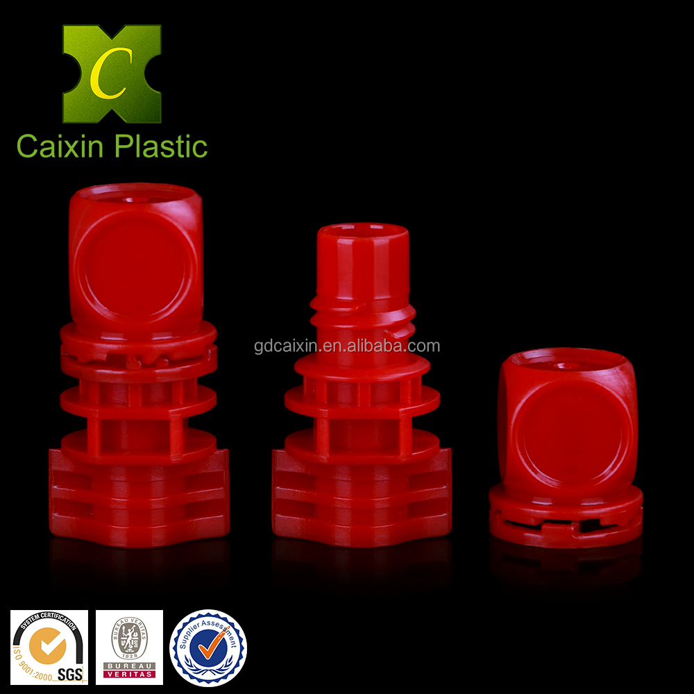 8.6mm Plastic spout/twist top cap
