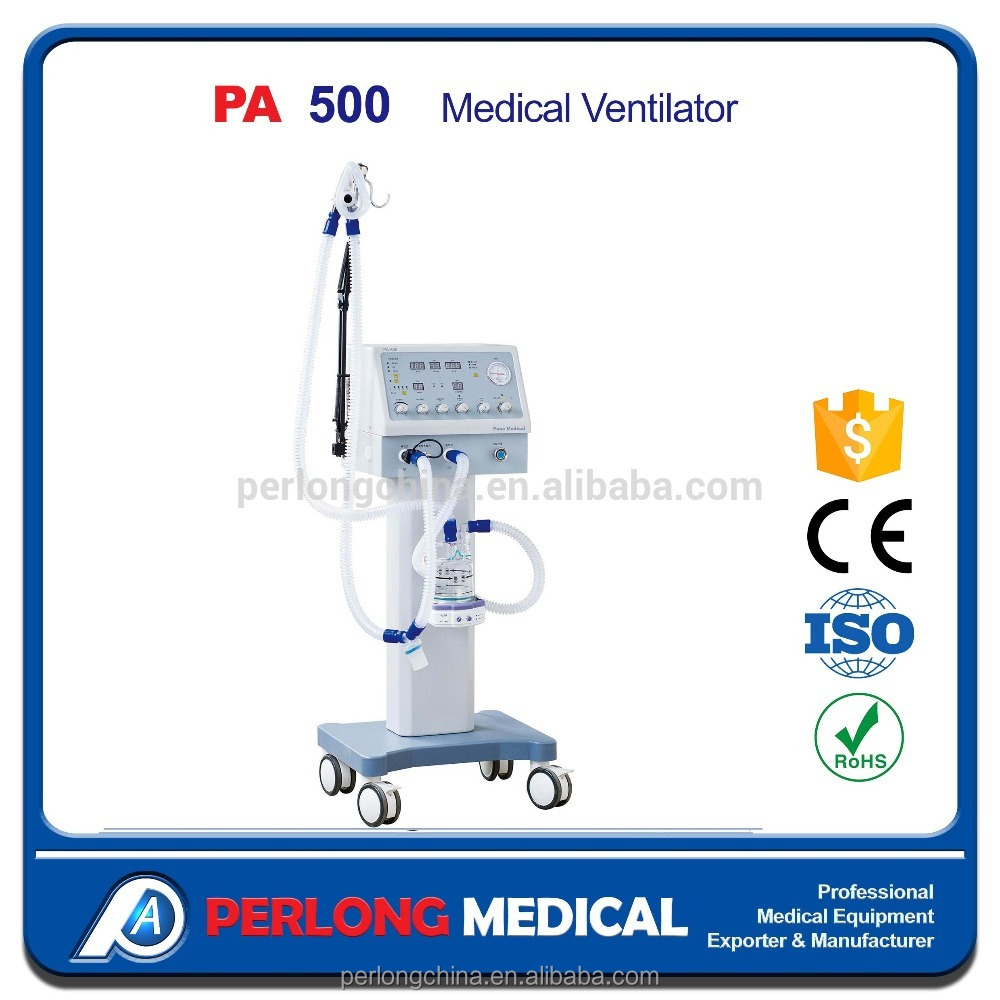 PA-500 Medical Hospital Pediatric Adult Ventilator Cheap Pakistan