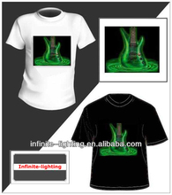 2013 guitar picture of EL T-shirts/Customize el guitar t-shirt