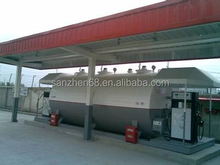 Cng Filling Station mobile gas station skid container