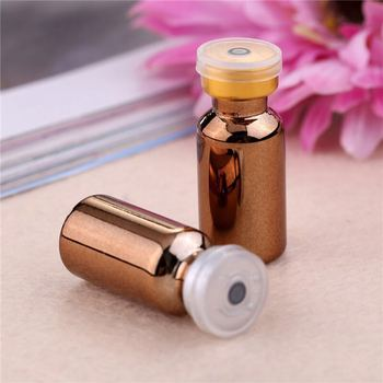 Best selling gold glass essential oil bottle with cheap price