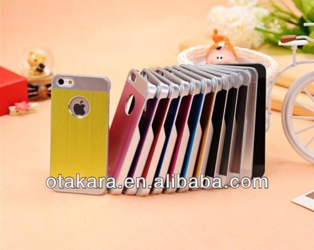 moshi metal mobile phone case for iphone 5/5s aluminum case