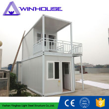 Modern Design Anti Earthquake Pre Built Container Home Kits