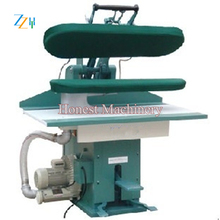 Automatic industrial steam press iron