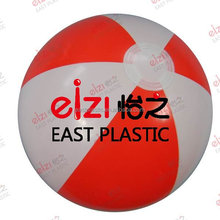 Promotional PVC Inflatable Beach Ball With Full Color Print reusable balloons