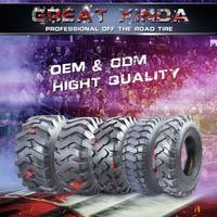 Chinese Good Price Radial Otr Tire Off The Road Tyres 13.00-24 14.00-24 Otr 16/70-20-18pr