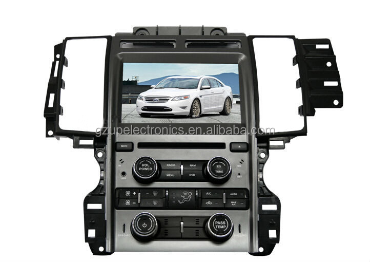 RK3188 Android 4.4.4 Car DVD GPS for Ford Taurus with Bluetooth Phone link