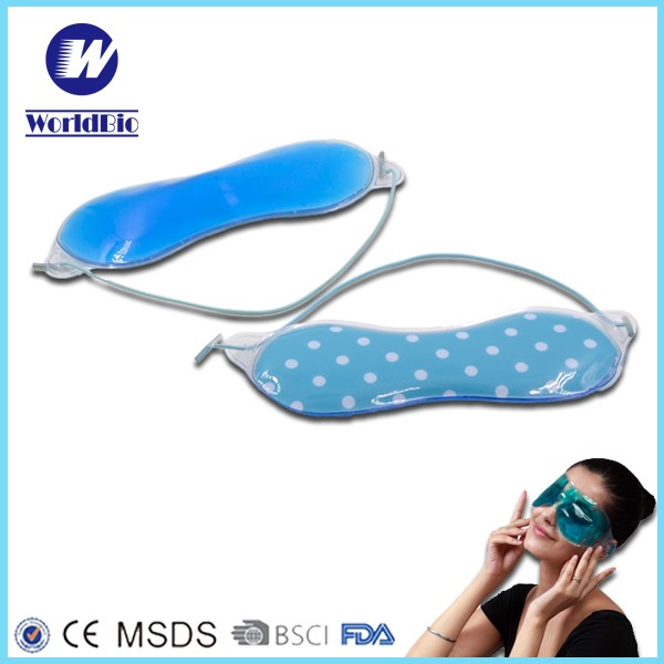 Effective Adult Gel Eye Mask For Eyes Massage