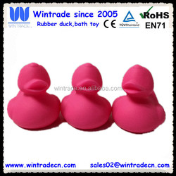 Blank vinyl toy paint DIY duck gift educational babies toy