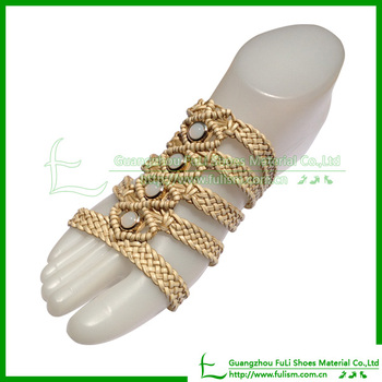 PT128 Lady Charming High Quality Shoe Uppers