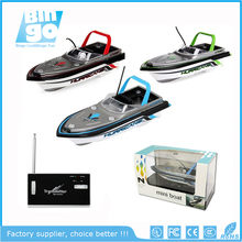 Bingo 777-128 wholesale accept OEM/ODM 4 Channel Mini RC Boat