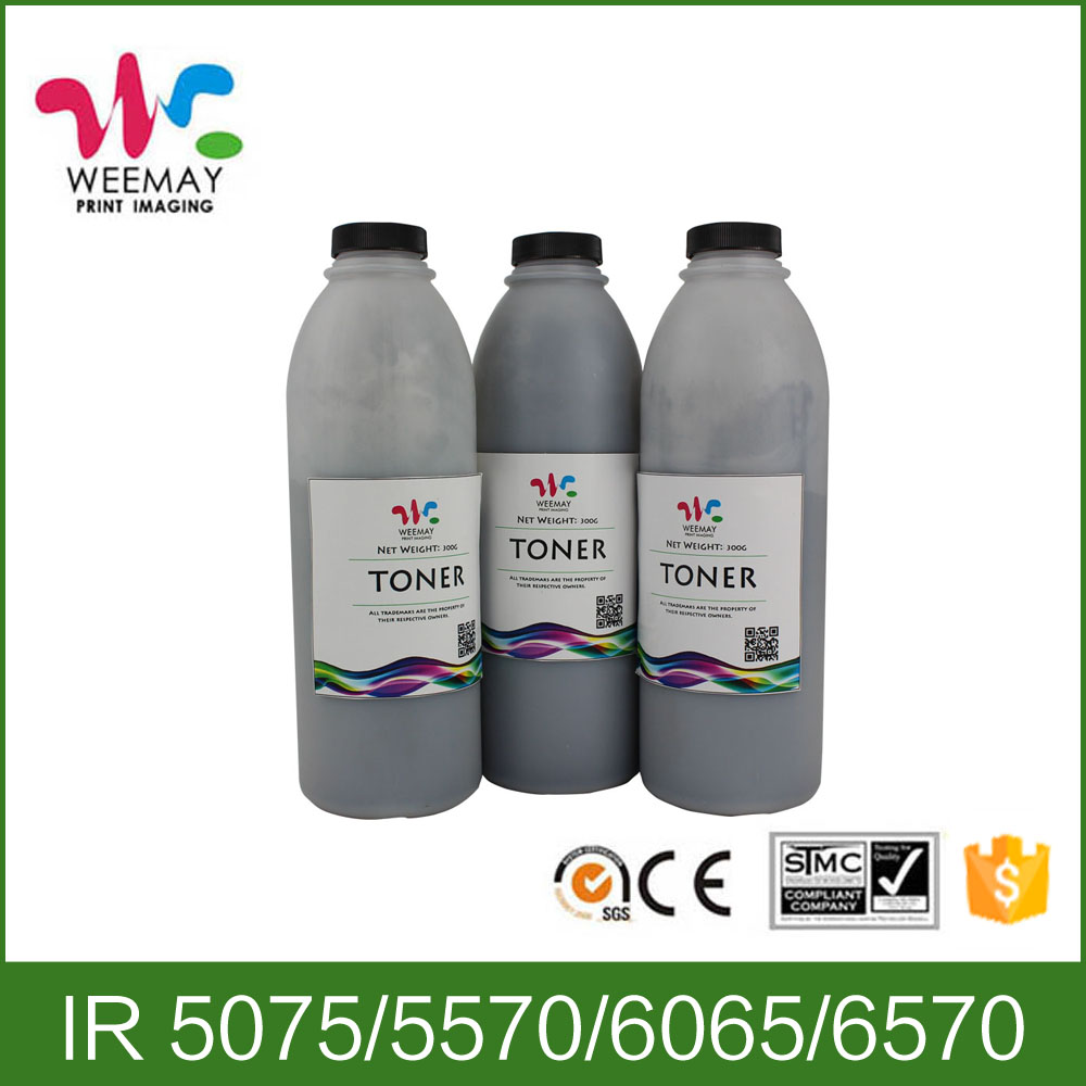Toner powder for canon ir5570 ir6570 ir5070