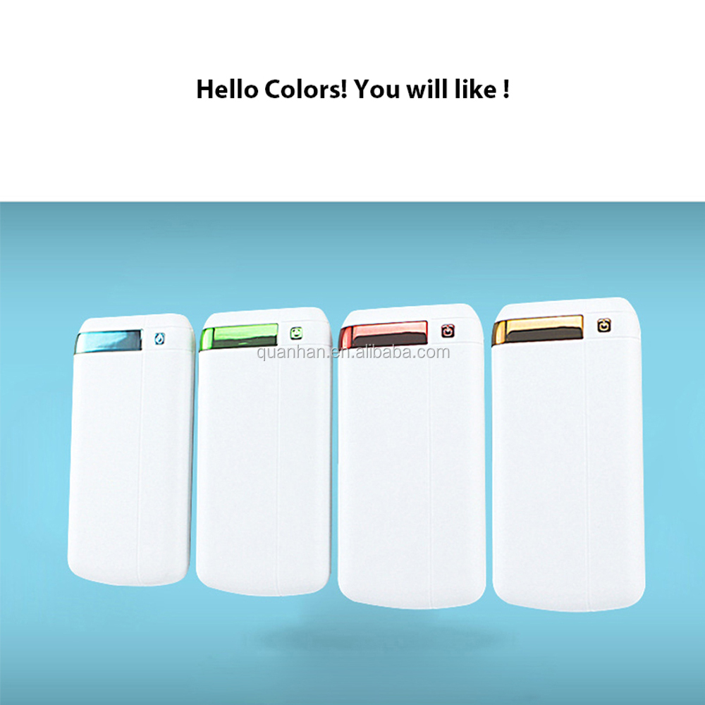 2017 powerbanks 20000 with high capacity universal power bank for smartphone