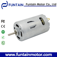 12V High Speed electric DC Motor 42mm RS775 for power tools