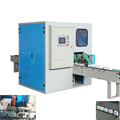 CE certification high speed facial tissue log saw cutting machine