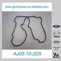 Cheap rock cover gasket/valve cover gasket AJ03-10-2D5 for MAZDA MPV/LW/3.0 Japanese cars
