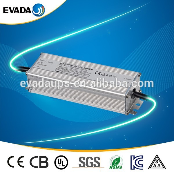 waterproof constant current led driver IP67 1050ma