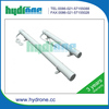 the hydroponic greenhouse plastic tube heater
