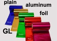 Plain Aluminium Foil For Hairdressing