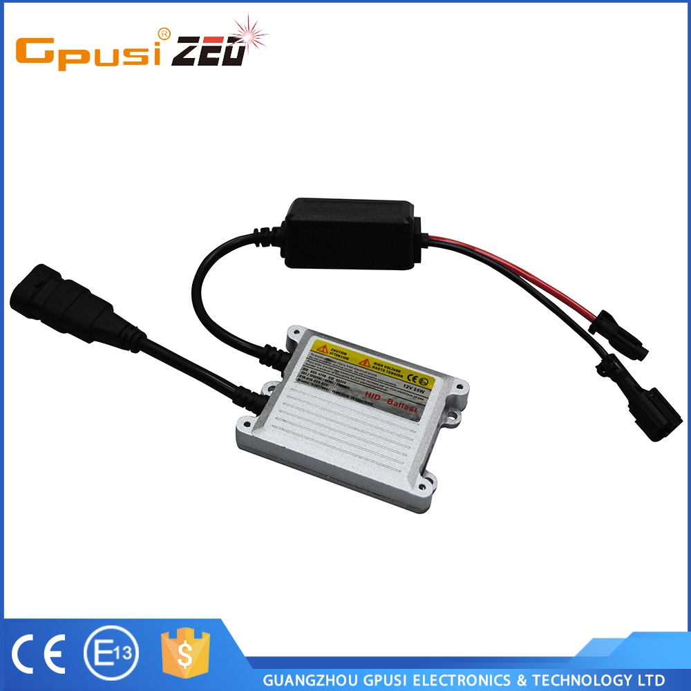 Gpusi Unique Patent Cheap Price 12V 35W Hid Xenon Kit Slim Ballast L35R