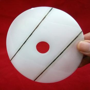 CD DVD Security Alarm Label Sticker