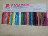 non-woven wallpaper glitter powder in bulk and shiny silk fabric for wall decoration