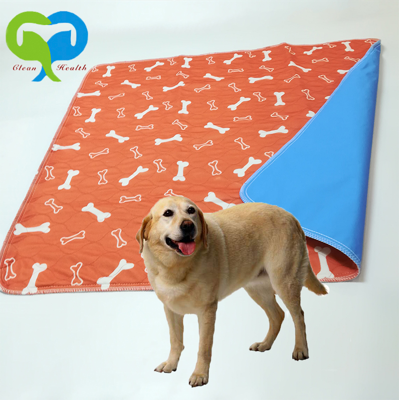 China wholesale washable pet training pads dog sleeping mat puppy pee pad