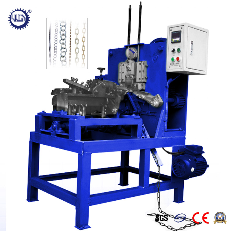 2017 Top Sale Automatic Chain Making Machine