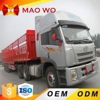 China best Jac Euro2 4X2 4X2 light truck for sale