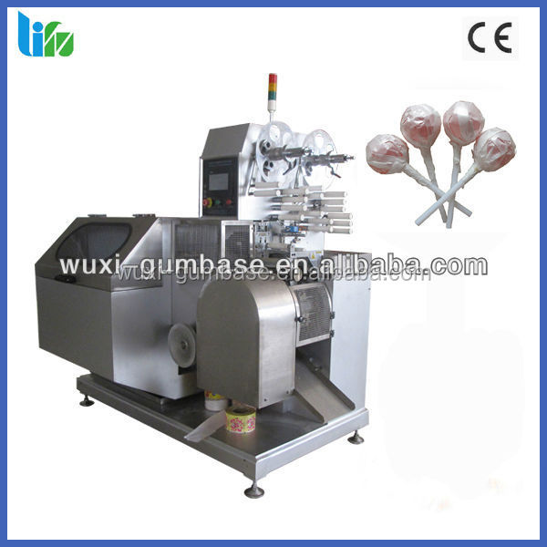 Lowest price double or single twist candy packing machine hot sale