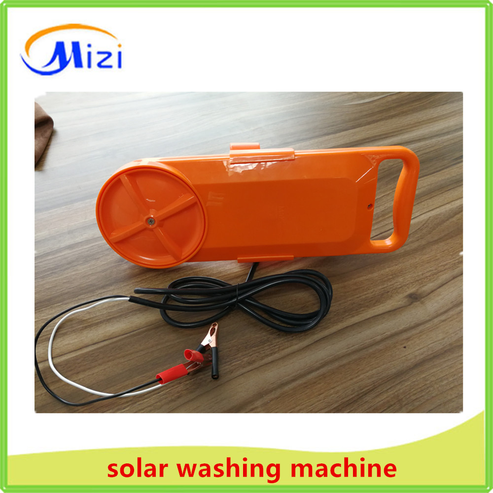 12v dc solar washing machine /portable washer