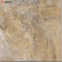 600 x 600mm dark brown semi polished glazed tile, rustic floor and wall ceramic tiles ceramic tiles guangdong china