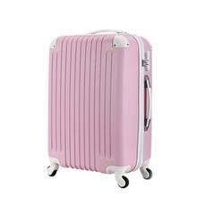 ABS cute girls travel suitcase china cheap wheeled luggage