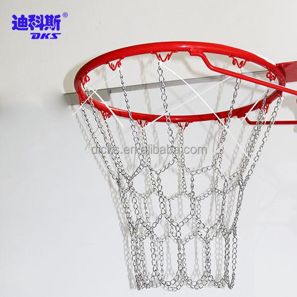 Баскетбольная сетка из цепи