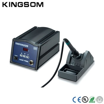 3 in 1 Hot Air BGA Rework Station Heat Gun Soldering Station With DC Power Supply Kingsom Brand